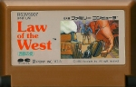 Law of the West - Famicom