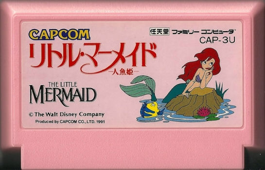 Little Mermaid_