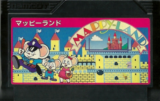 Mappy Land-_