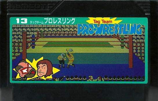 Tag-Team Pro-Wrestling_