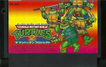 Teenage Mutant Ninja Turtles 2 Manhattan Project