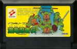Teenage Mutant Ninja Turtles (Gekikame Ninja den) - Famicom