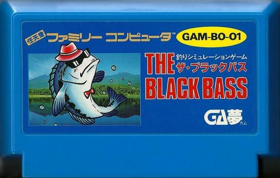 The Black Bass_