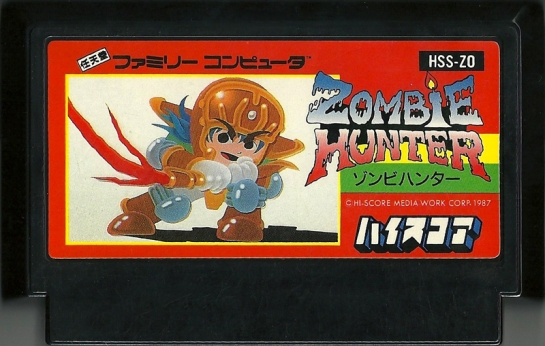 Zombie Hunter_
