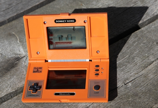 donkey kong Game & watch open2