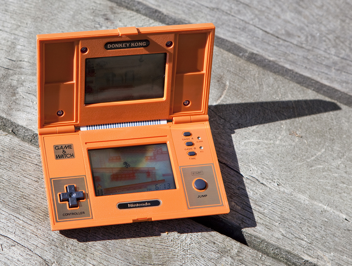 Donkey Kong (Game & Watch, 1982) for sale online | eBay