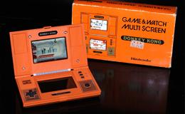 Complete Donkey Kong Game & Watch!
