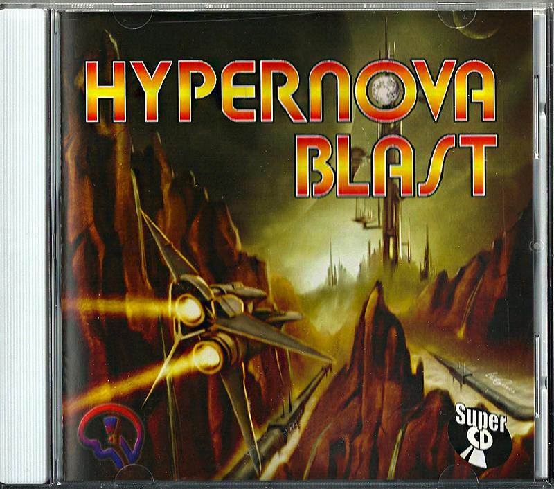 Hypernova Blast