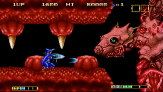 Neo Geo Magician Lord - Boss 3.2