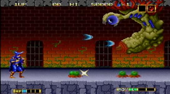 Neo Geo Magician Lord - Boss 6.2