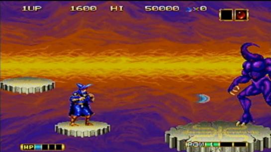 Neo Geo Magician Lord - Boss 7.2