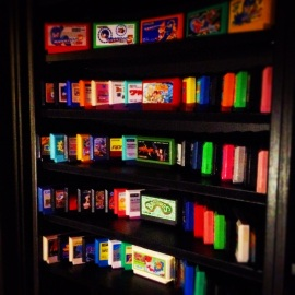 Games games games all organized