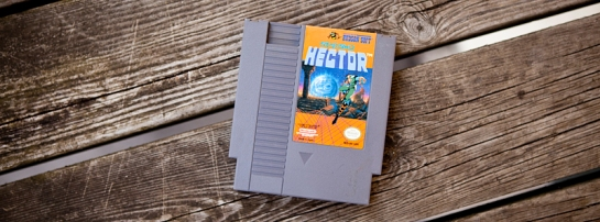 Starship Hector NES_800