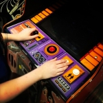 Space invaders II Arcade