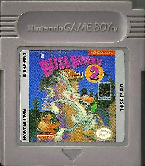 Bugs Bunny Crazy Castle 2 (the)