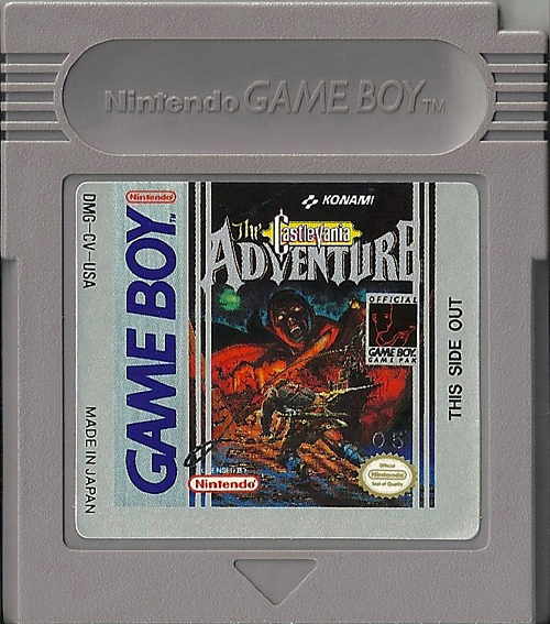 Castlevania Adventure PAL (the)