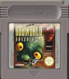 Oddworld Adventures cart