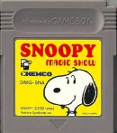 Snoopy Magic Show
