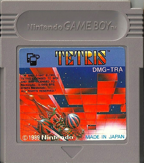 Tetris JP