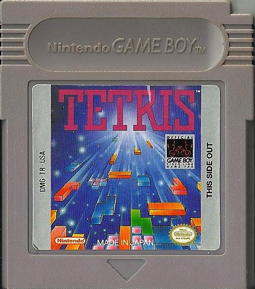 Tetris NTSC