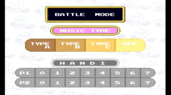 4 battle mode pc engine spin pair