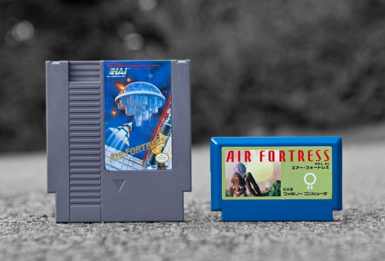 Air Fortress VS Air Fortress