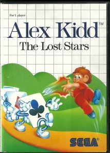 Alex Kidd The Lost Stars
