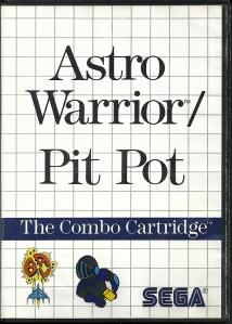 Astro Warrior - Pit Pot