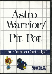 Astro Warrior - Pit Pot