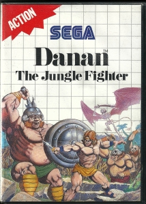 Danan The Jungle Fighter