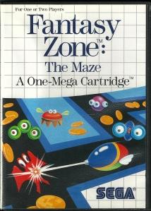 Fantasy Zone The Maze