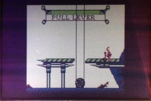 GameBoy - Oddworld gameplay