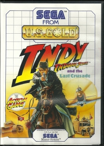 Indy Indiana Jones and the Last Crusade