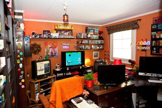 My retro room
