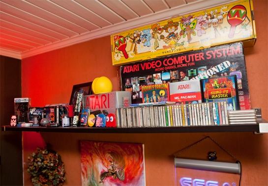 Shelf closeup2 Famicom Disk System