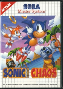 Sonic The Hedgehog Chaos