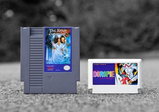 The Krion Conquest vs Magical Kids Doropie
