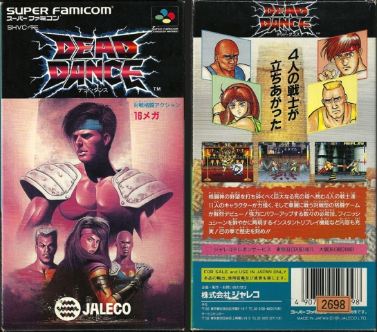 SFC -Dead Dance_
