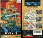 SFC -Gunforce_