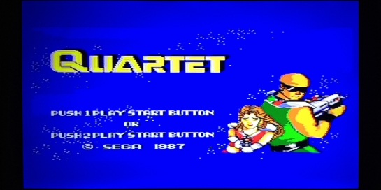 Quartet Sega Master System