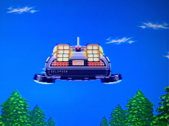 Super Back to the Future Part 2 screenshot beginning3