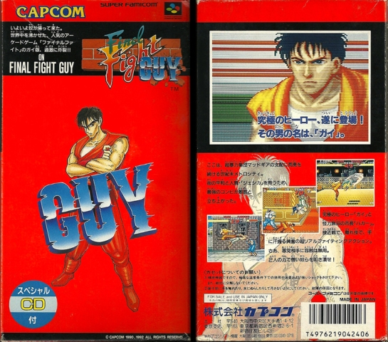Final Fight Guy_