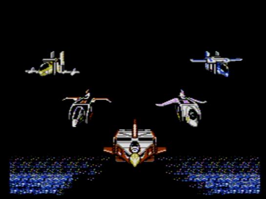 Choujin Sentai Jetman - intro