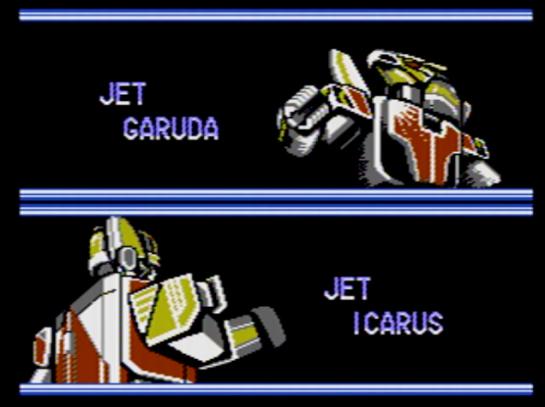 Choujin Sentai Jetman - intro2