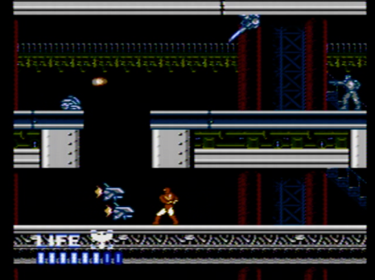 Choujin Sentai Jetman - last stage screenshot