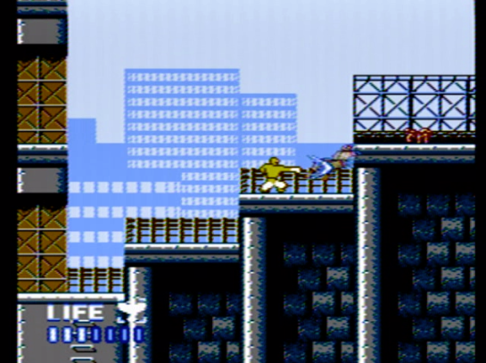 Choujin Sentai Jetman - stage 4