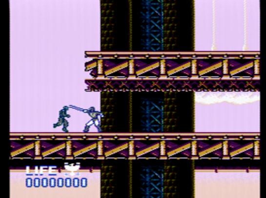 Choujin Sentai Jetman - stage 5
