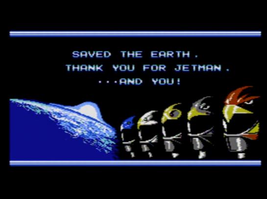 Choujin Sentai Jetman - win