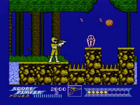 Kyoryu Sentai Zyuranger - screenshot shooting