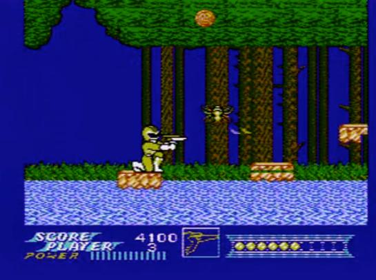 Kyoryu Sentai Zyuranger - screenshot sitting
